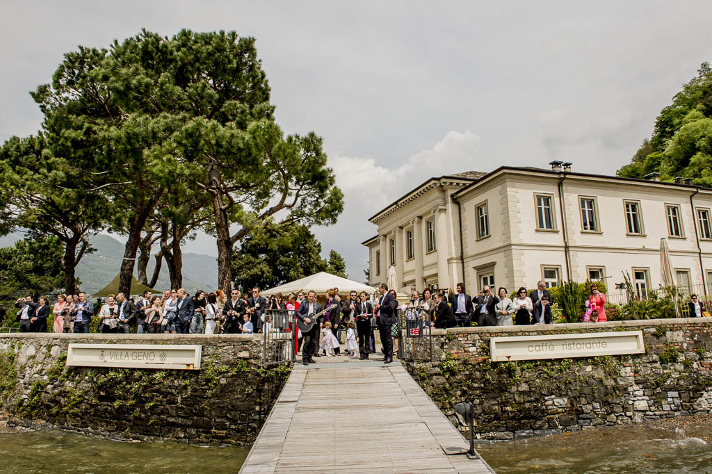 Villa Geno Lake Como Wedding