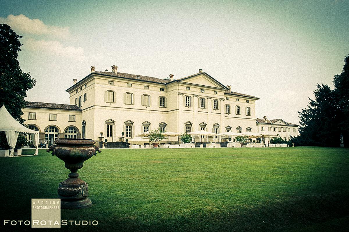 Villa Zanchi Stezzano Matrimoni