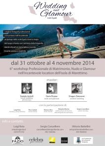 Wedding&Glamour locandina '14 2