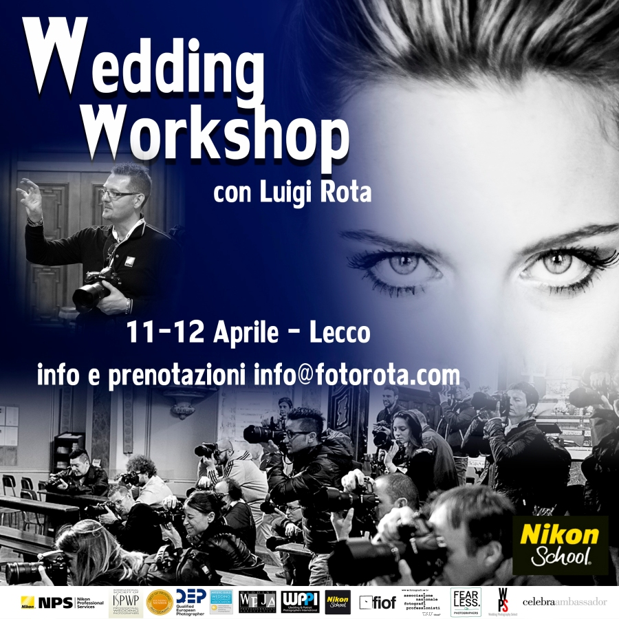 wedding workshop cartolina