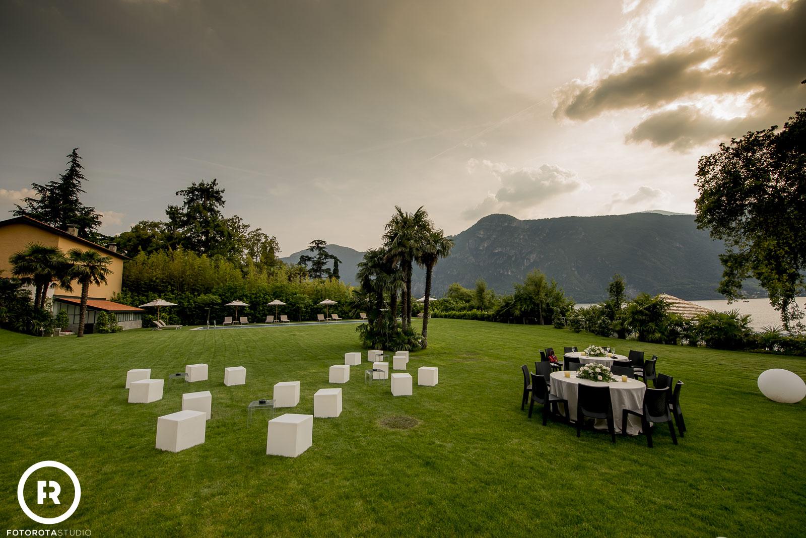Villa Lario Resort Matrimonio