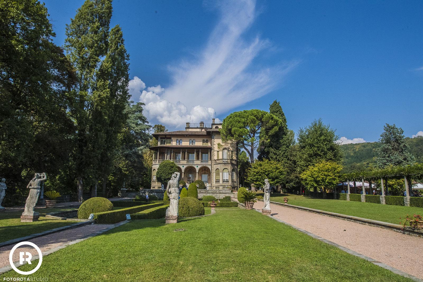 The Italian Villa Gallery Multi Award Winning Wedding: Villa Martinelli Mapello Dimore Del Gusto Luxury Wedding